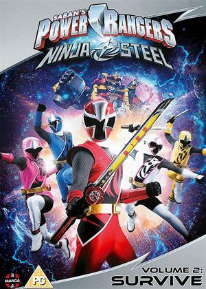 Rent Power Rangers Ninja Steel: Survive (aka Power Rangers Ninja Steel - Survive (Volume 2)) Online DVD & Blu-ray Rental