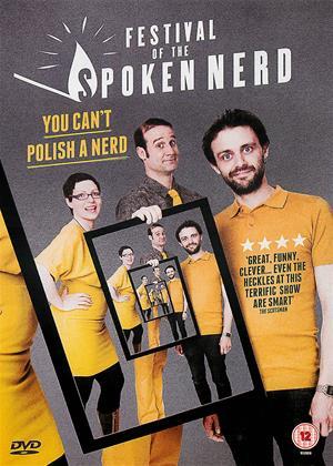 Rent Festival of the Spoken Nerd: You Can't Polish a Nerd Online DVD & Blu-ray Rental