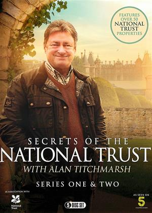 Rent Secrets of the National Trust with Alan Titchmarsh: Series 1 and 2 Online DVD & Blu-ray Rental