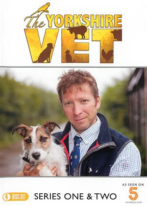 Rent The Yorkshire Vet: Series 1 and 2 Online DVD & Blu-ray Rental