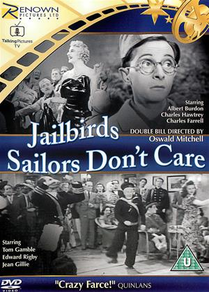 Rent Jailbirds / Sailors Don't Care Online DVD & Blu-ray Rental