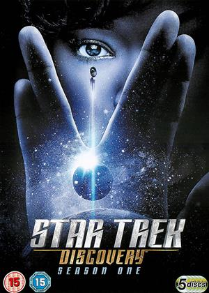 Star Trek: Discovery: Series 1 Online DVD Rental