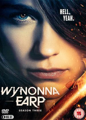 Rent Wynonna Earp: Series 3 Online DVD & Blu-ray Rental