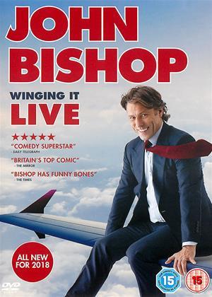 Rent John Bishop: Winging It: Live Online DVD & Blu-ray Rental