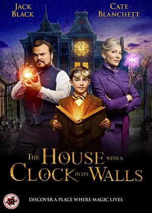Rent The House with a Clock in Its Walls Online DVD Rental