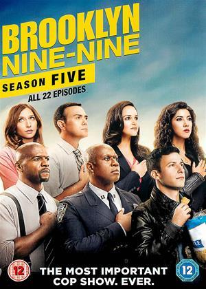 Rent Brooklyn Nine-Nine: Series 5 Online DVD & Blu-ray Rental