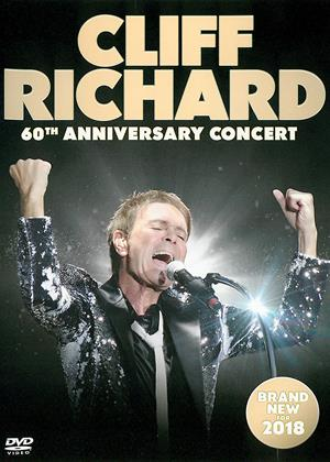 Rent Cliff Richard: 60th Anniversary Concert Online DVD & Blu-ray Rental