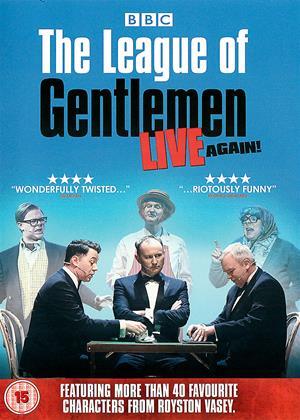 Rent The League of Gentlemen: Live Again! Online DVD & Blu-ray Rental
