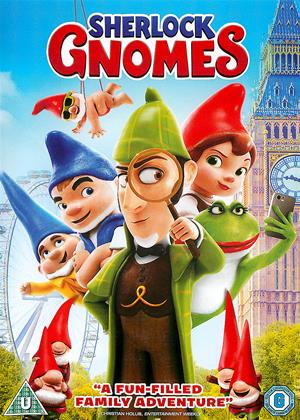Sherlock Gnomes Online DVD Rental