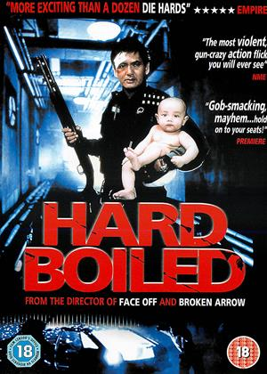 Rent Hard Boiled (aka Lat sau san taam) Online DVD & Blu-ray Rental
