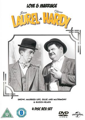 Rent Laurel and Hardy: Love and Marriage Online DVD & Blu-ray Rental