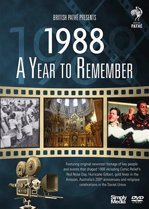 Rent A Year to Remember: 1988 Online DVD Rental