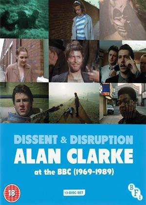 Rent Alan Clarke at the BBC: Dissent and Disruption: 1969-1989 Online DVD Rental