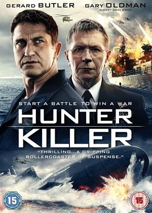 Rent Hunter Killer Online DVD Rental
