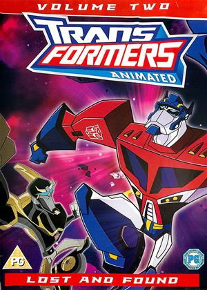 Rent Transformers: Animated: Vol.2 (aka Transformers Animated: Volume 2 - Lost and Found) Online DVD & Blu-ray Rental