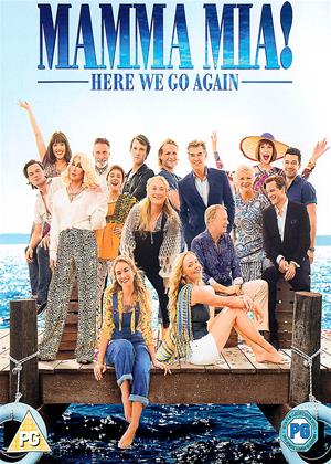 Mamma Mia! Here We Go Again Online DVD Rental