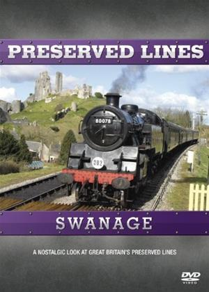 Rent Preserved Lines: Swanage Online DVD & Blu-ray Rental