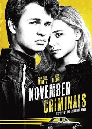 Rent November Criminals Online DVD & Blu-ray Rental