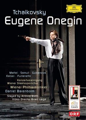 Rent Eugene Onegin: Salzburg Festival (aka Tchaikovsky: Eugene Onegin) Online DVD & Blu-ray Rental