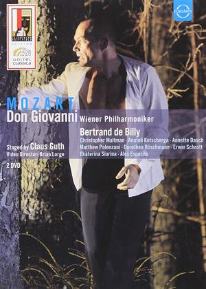 Rent Don Giovanni: Salzburg Festival (Bertrand de Billy) Online DVD & Blu-ray Rental
