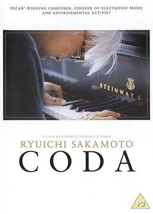 Rent Ryuichi Sakamoto: Coda (aka Untitled Ryuichi Sakamoto Documentary Project) Online DVD Rental