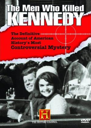 Rent The Men Who Killed Kennedy Online DVD Rental
