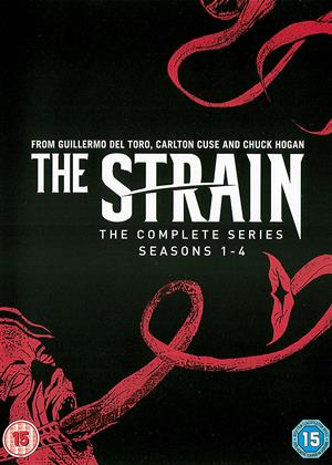Rent The Strain: Series 4 Online DVD & Blu-ray Rental