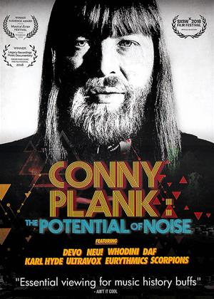 Rent Conny Plank: The Potential of Noise Online DVD & Blu-ray Rental
