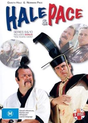 Rent Hale and Pace: Series 9 Online DVD & Blu-ray Rental