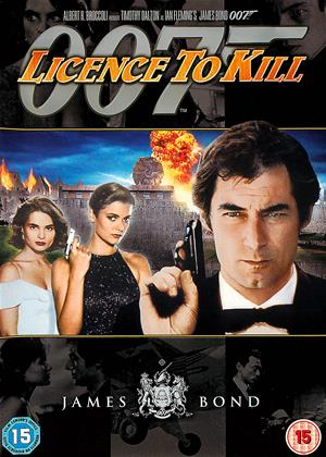 Rent Licence to Kill (aka James Bond: Licence to Kill) Online DVD & Blu-ray Rental