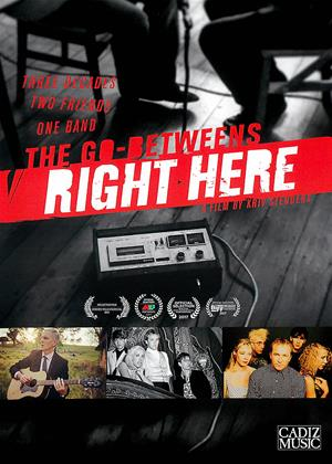 Rent The Go-Betweens: Right Here Online DVD & Blu-ray Rental