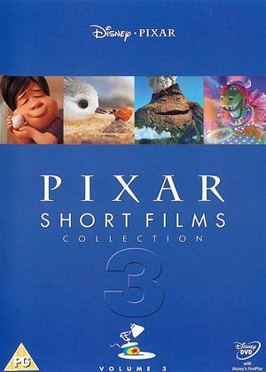 Rent Pixar Short Films Collection: Vol.3 Online DVD & Blu-ray Rental