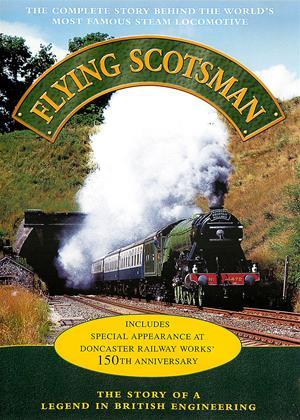 Rent Flying Scotsman Online DVD & Blu-ray Rental
