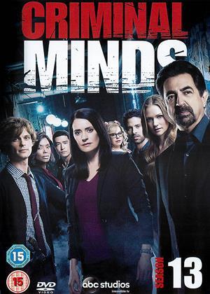 Rent Criminal Minds: Series 13 Online DVD Rental