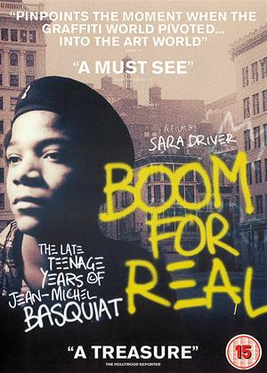 Rent Boom for Real (aka Boom for Real: The Late Teenage Years of Jean-Michel Basquiat) Online DVD & Blu-ray Rental