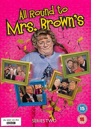 Rent All Round to Mrs. Brown's: Series 2 Online DVD Rental