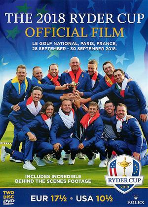 Rent The 2018 Ryder Cup: Official Film Online DVD & Blu-ray Rental