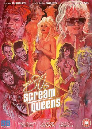 Rent The Best of 80's Scream Queens (aka Nightmare Sisters / Murder Weapon / Deadly Embrace) Online DVD & Blu-ray Rental