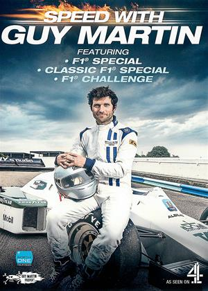 Rent Speed with Guy Martin (aka Speed with Guy Martin: F1 Special / Classic F1 Special / F1 Challenge) Online DVD & Blu-ray Rental