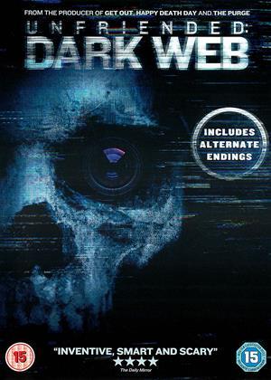 Unfriended: Dark Web Online DVD Rental