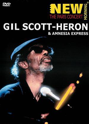 Rent Gil Scott-Heron: The Paris Concert (aka Gil Scott-Heron and Amnesia Express: The Paris Concert) Online DVD & Blu-ray Rental