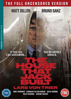 Rent The House That Jack Built Online DVD Rental