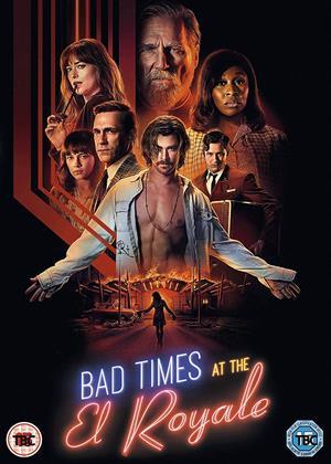 Rent Bad Times at the El Royale Online DVD Rental