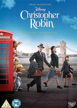 Christopher Robin Online DVD Rental