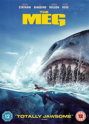 The Meg Online DVD Rental