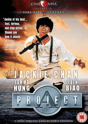 Rent Project 'A' (aka Jackie Chan: Project A / 'A' gai wak) Online DVD & Blu-ray Rental