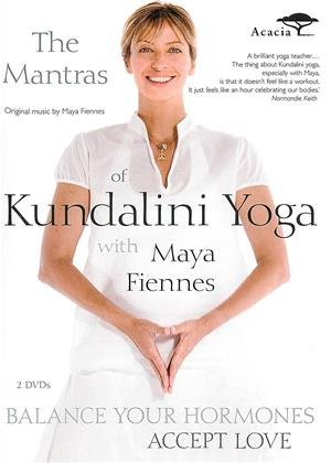 Rent The Mantras of Kundalini Yoga with Maya Fiennes Online DVD & Blu-ray Rental