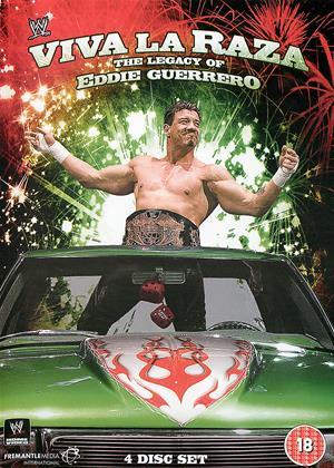 Rent Viva La Raza: The Legacy of Eddie Guerrero (aka WWE: Legacy of Eddie Guerrero) Online DVD & Blu-ray Rental