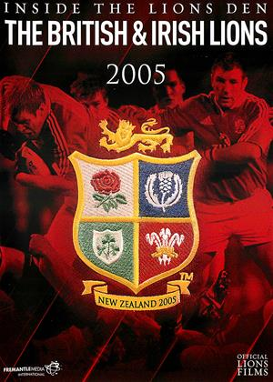 Rent British and Irish Lions 2005: Inside the Lions Den Online DVD Rental