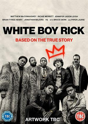 Rent White Boy Rick Online DVD Rental